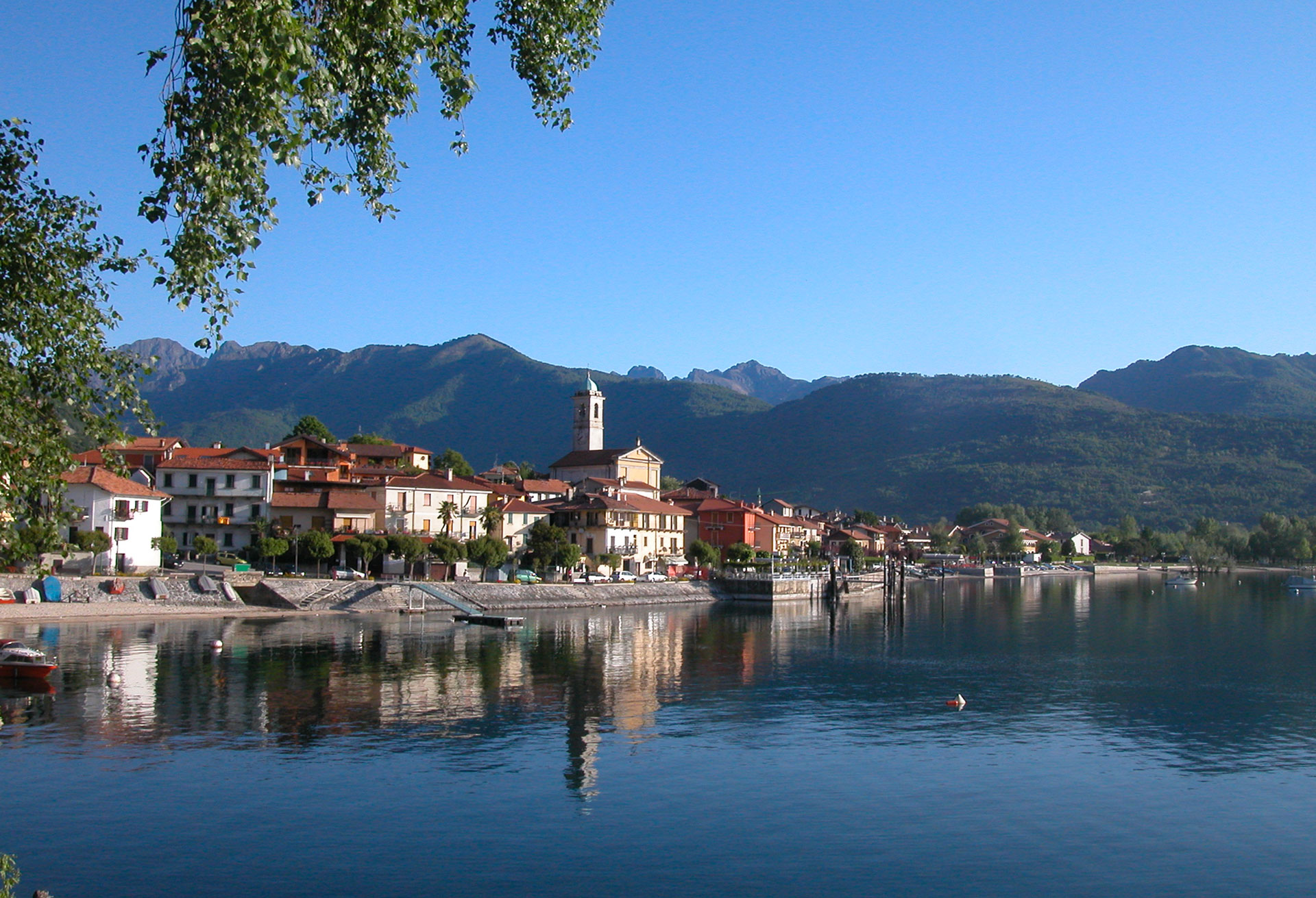 Vista del Lungo Lago di Feriolo (foto di Jean Pierre Strola)